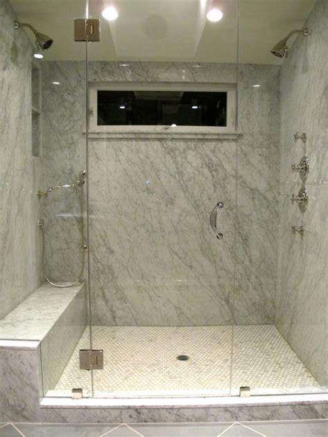 Marble Slab Shower   Houzz