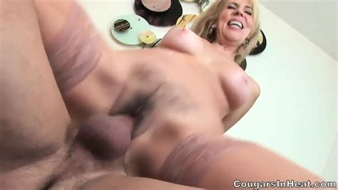 horny mom with stockings fucked in her hairy pussy erica lauren eporner