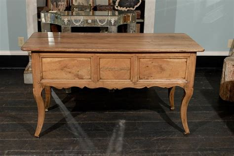 small size three drawer wooden desk for sale at 1stdibs