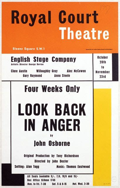Kitchen Sink Drama Look Back In Anger by 1000 Images About New Wave Kitchen Sink