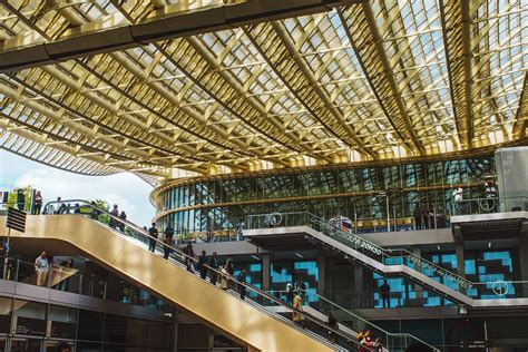 All About The Forum des Halles Shopping Center in Paris