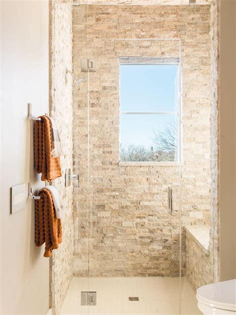 pink tile bathroom ideas top 20 bathroom tile trends of 2017 hgtv 39 s decorating