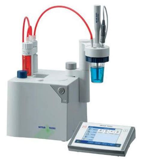 T50 Titrator from Mettler-Toledo : Get Quote, RFQ, Price ...