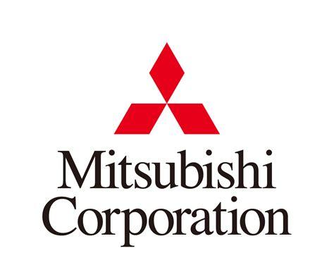 mitsubishi logo white png mitsubishi corp logo logosurfer com