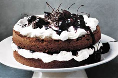 gordon ramsays black forest cake recipe goodtoknow