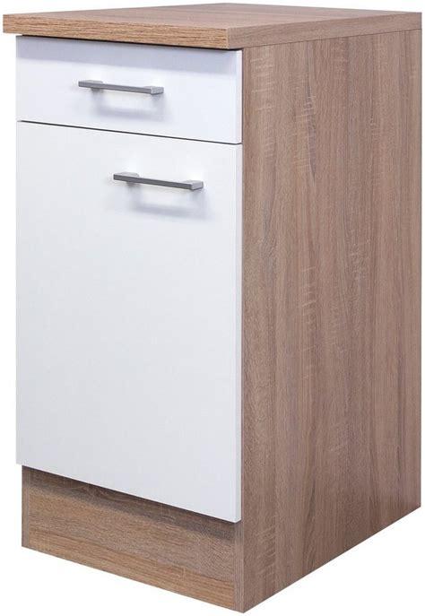 küchenunterschrank 40 cm breit k 252 chenunterschrank 187 samoa 171 breite 40 cm kaufen otto