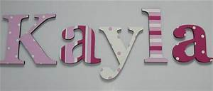 Kayla Letters In Georgia Bold Font Pictures