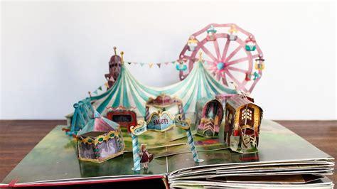 circus zingaro  pop  book finished version youtube