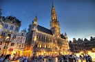 Brussels, Belgium – Town Hall – HDR « Places 2 Explore