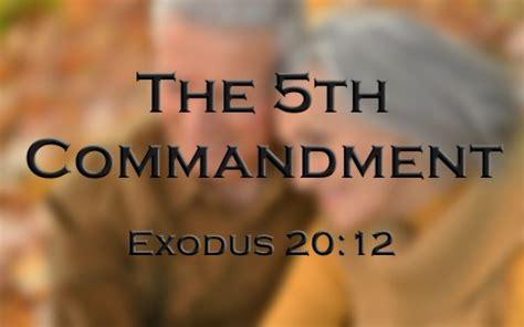 commandment   bible