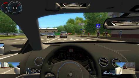 Lamborghini Reventon City Car Driving Hd Gameplay Fast