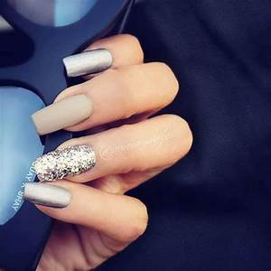 25 Matte Nail Designs You'll Want to Copy this Fall ...
