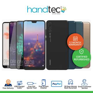 Huawei P20 Pro 128GB - Unlocked Smartphone - ALL Colour ...