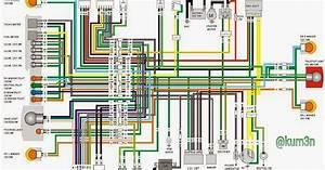 Rangkaian Kabel Stater Mio