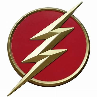 Flash Icon Tv Lightning Bolt Symbol Heroes