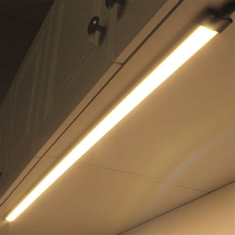 ustellar led under cabinet lighting mod t sw40 ultra thin led under cabinet light soft white