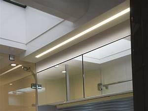 Rigid built in LED light bar MAXIBAR by Quicklighting
