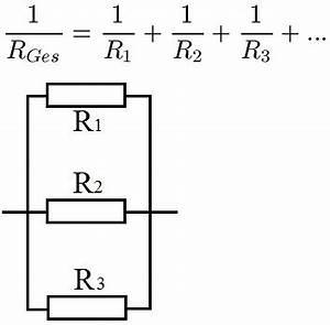 Parallelschaltung Strom Berechnen : gruppenschaltung gemischte schaltung ~ Themetempest.com Abrechnung
