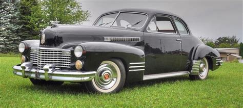 1941 Cadillac Coupe by 78586 1941 Cadillac Coupe Std Classiccars Journal