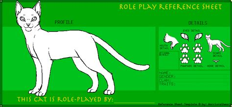 that fucking cat template reference sheet template updated by warrioratheart on