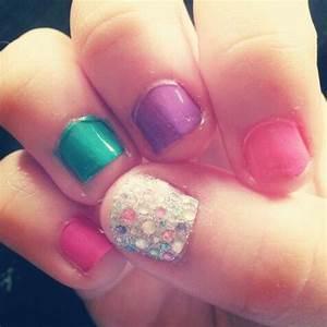 Cute for my little girls... - Pepino Nail Art Design