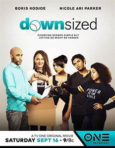 TONIGHT! 'Downsized' starring Boris Kodjoe + Nicole Ari ...