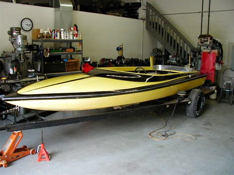 How To Build A Jet Boat by Jet Boat Build Up