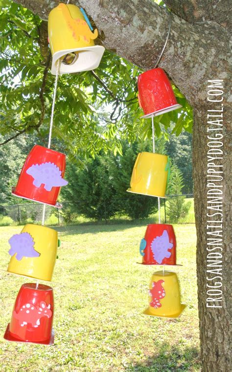 yogurt cup wind chimes fspdt 974 | yougurt cup wind chimes
