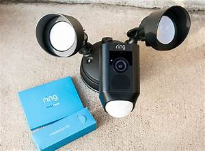Keep Your House Safe With Ring Floodlight Security Camera