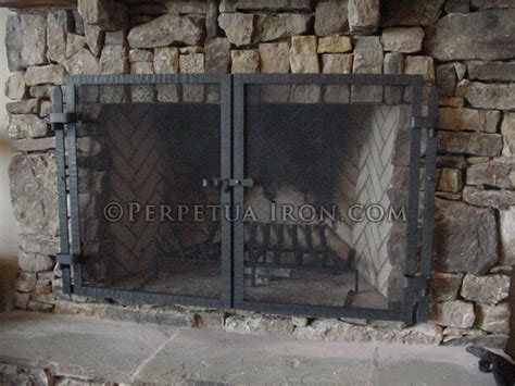 Extra Large Fireplace Screen Cheap Screens Tall With Decor