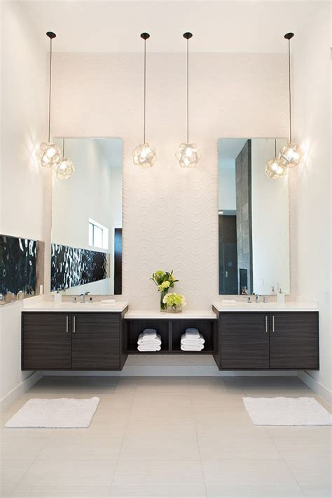 Bathroom Lighting Design Ideas Pictures by Best 25 Modern Bathroom Lighting Ideas On