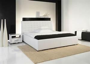 decoration chambre tete de lit With carrelage adhesif salle de bain avec tete de lit led 160