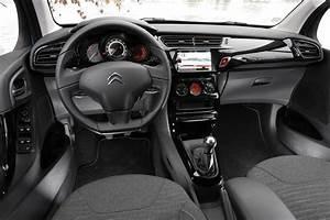 Citroën C3 Feel Business : essai citro n c3 bluehdi 100 le diesel ne lui va pas bien au teint photo 5 l 39 argus ~ Medecine-chirurgie-esthetiques.com Avis de Voitures
