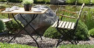 Gartenstühle Metall Holz : metall gartenst hle ~ Michelbontemps.com Haus und Dekorationen