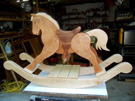rocking horse  grandson  brolga  lumberjockscom woodworking community
