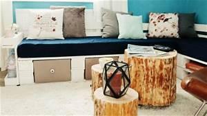 Balkonmöbel Aus Europaletten : sofa aus europaletten selber bauen shop palettensofa diy ~ Orissabook.com Haus und Dekorationen