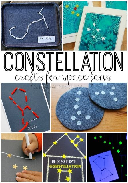 constellation crafts  kids  ot toolbox