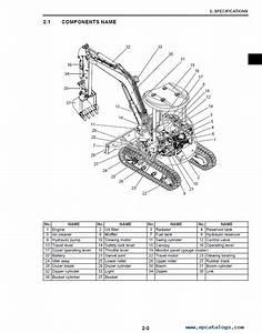 Case Cx20b Cx22b Cx27b Hydraulc Excavator Pdf Manual