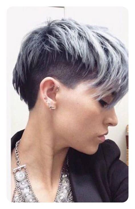 undercut hairstyles  women   stand