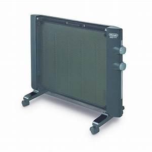 Radiateur Mobile Electrique : radiateur rayonnant mobile delonghi ~ Edinachiropracticcenter.com Idées de Décoration