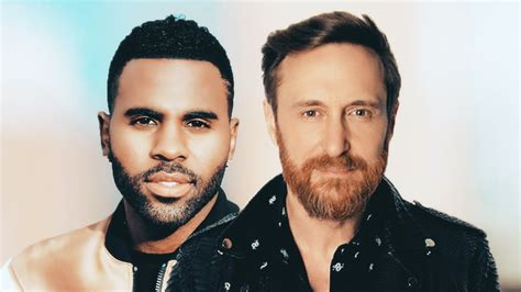David Guetta & Jason Derulo Join Forces For New Pop-anthem