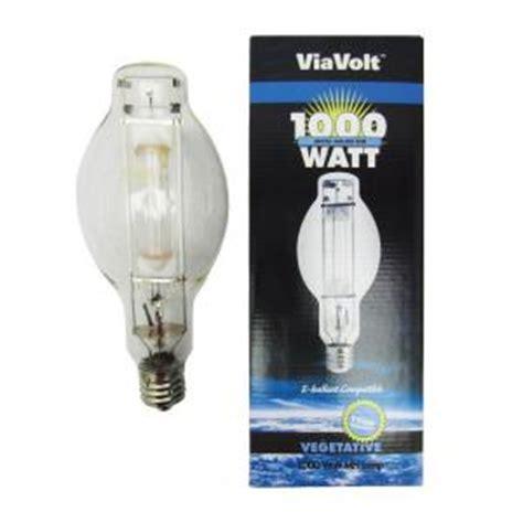 viavolt 1000 watt metal halide replacement grow hid light