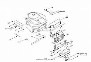 Mtd 13au618h098  2000  Parts Diagram For Engine