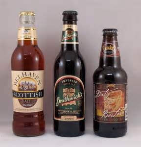 Scottish Beers and Ales