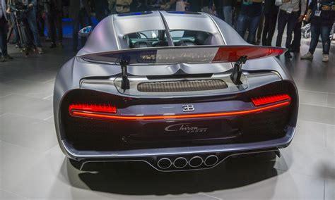 "What makes the bugatti chiron sport '110 ans' edition special? 2019 Geneva Motor Show: Bugatti Chiron Sport ""110 ans Bugatti"" - » AutoNXT"