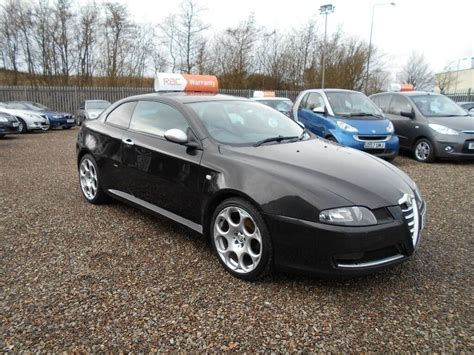 alfa romeo gt  jtdm  blackline dronly  owner