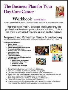 day care center business plan With daycare business proposal letter