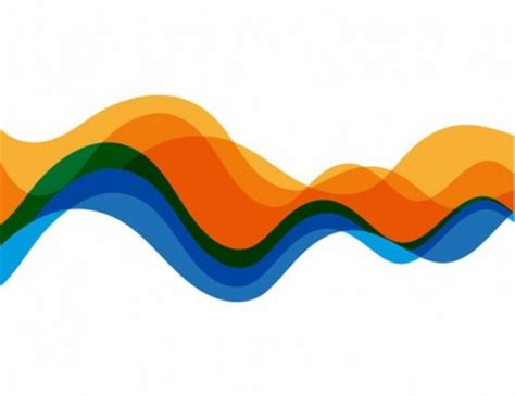 color waves vector waves color background graphic abstract vector