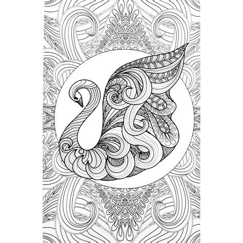 Een Kleurplaat Voor by Leuk Voor Een Zwaan