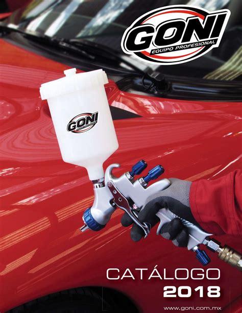 Catalogo 2018 by GONI - Issuu